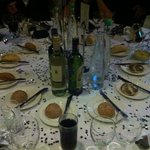beautiful new years eve table