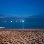 Вечерний пляж