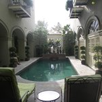Gorgeous pool/terrace area
