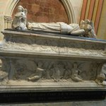 The tomb of the children of Charles III and Anne of Brittany