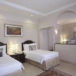 Club Room at The Claridges New Delhi