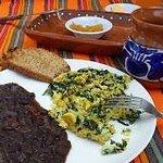 Desayuno orgánico