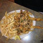 Soft shell Crab Patrick