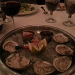 crunchy bits of shell were in three of the 6 oysters