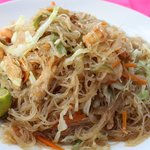 glass noodles pancit