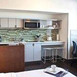 Kitchen Area In Private Space