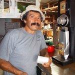 Don Geraldo, inspiring organic agroforestry coffee farmer