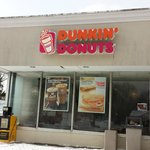 Dunkin Donuts in Glastonbury Connecticut-south location