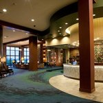 Swinomish Lobby View