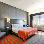 Guest Room King Suite Holiday Inn Express Boise Meridian Idaho