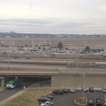 Great view of pentagon