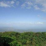 Beautiful views at Mombacho