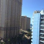 View from balcony floor 17
