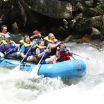 Rafting on the Natahalla River