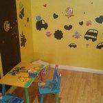 play corner for kids