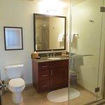 Bathroom for 2nd bedroom/living room