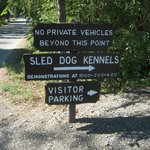 Kennel sign