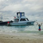 Para disfrutar de viajes en bote...