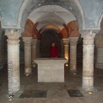 Norman Crypt
