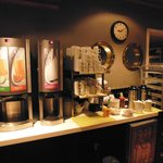 Hot drinks available for 24-hours