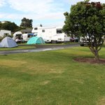 General camping area