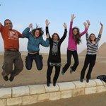 pyramid jump
