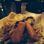 Fish and Irish Chips
