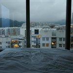 Chambre d'angle city view