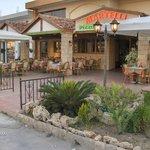 Martelli restaurant Paphos , Cyprus