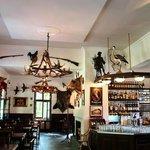 Restaurace Stara Myslivna Konopiste