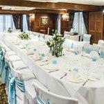 Wedding Reception Oak Suite