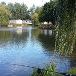 Main fishing lake