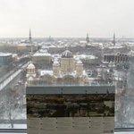 utsikt från hotellfönstret