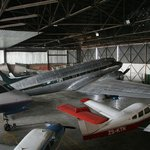 View of the Hanger