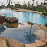 Großer und Sauberer Pool