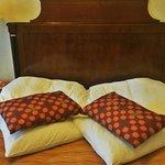 кровать очень удобная, мягкая