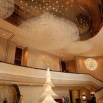 The Entrance Hall of Harbour Grand Hongkong