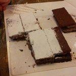 """""""Tarta"""" de chocolate"""