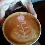 Cappuccino Mmmmmmm Extradeluxe! Great Tony!!!