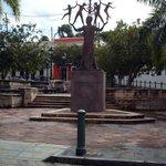 Statue of Eugenio Maria de Hostos