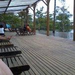 Deck para Rio e Praia