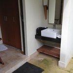 Salle de bain villa 9