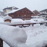 And still it snows