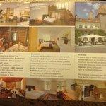 Restaurant Sigmund's brochure 2