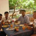 staff dinning room