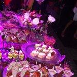 Reveillon - mesa de doces