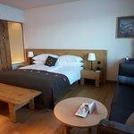 Frutt Lodge room