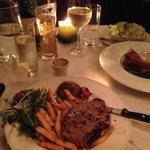 Steak and Lamb Mains