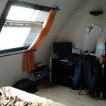camera vista dal letto