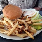 If you like French fries, then look no further than Old Montgomery Steak House